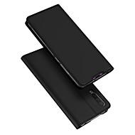 povoljno -Θήκη Za Xiaomi Xiaomi CC9 Utor za kartice / sa stalkom / Zaokret Korice Jednobojni PU koža / TPU
