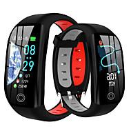 tanie -Męskie Inteligentny zegarek Cyfrowy Elegancki Silikon Czerwony / Szary / Żółty 30 m Pulsometry Smart Tryb uśpienia Cyfrowy Moda - Żółty Czerwony Szary Rok Żywotność akumulatora