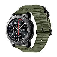 Ремешок для часов для Gear S3 Classic Samsung Galaxy Спортивный ремешок Нейлон Повязка на запястье