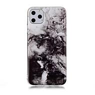 hoesje Voor Apple iPhone 11 / iPhone 11 Pro / iPhone 11 Pro Max Ultradun / Patroon Achterkant Marmer TPU