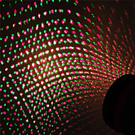 1ks pohybující se plně nebe hvězda laserový projektor krajiny osvětlení modré&zelená ledová jeviště venkovní zahradní laserová lampa v zásuvce eu ac220v 230v 240v