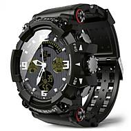 tanie -Męskie Inteligentny zegarek Cyfrowy Sportowy Czarny 30 m Wodoszczelny / Wodoodporny Bluetooth Smart Cyfrowy Casual - Czarny Ciemnozielony Rok Żywotność akumulatora