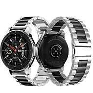 cheap -Metal Stainless Steel Watch Band Wrist Strap for Samsung Galaxy Watch 46mm / Gear S3 Classic / Frontier Bracelet Replaceable Wristband