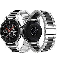 levne -náramek na hodinky z nerezavějící oceli s náramkem pro hodinky galaxie Samsung 46mm / gear s3 klasický / hraniční náramek vyměnitelný náramek