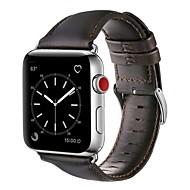 Horlogeband voor Apple Watch Series 4 / Apple Watch Series 3 / Apple Watch Series 2 Apple Klassieke gesp Stof Polsband