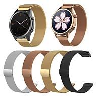 18mm 20mm 22mm hodinky kapela pro Ticwatch c2 Ticwatch šperky design z nerezové oceli na zápěstí popruh
