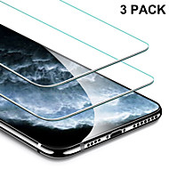cheap -3PCS Full Cover Tempered Glass for iPhone 11 Pro 2019 on iPhone XR X XS Max Screen Protector Protective Glass for iPhone XI XIR MAX