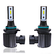 cheap -2pcs H7 55W Led Fog Lights Bulb 1860 CSP Chips S400 6500K White Car Driving Running Lamp Auto Leds Light 12V
