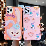 voordelige -hoesje Voor Apple iPhone 11 / iPhone 11 Pro / iPhone 11 Pro Max Patroon Achterkant dier / Cartoon TPU