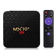 povoljno -mx10 plus android 9.0 pametni tv box allwinner h6 6k 4gb / 32gb 2.4g / 5g wifi bt4.0 100m lan usb3.0 h.265 vp9 media player