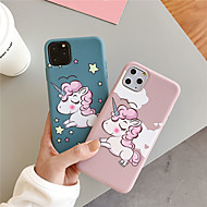 voordelige -hoesje Voor Apple iPhone 11 / iPhone 11 Pro / iPhone 11 Pro Max Mat / Patroon Achterkant Cartoon TPU