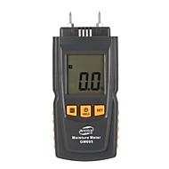 povoljno -gm605 odvojivi drvo vlage mjerač vlage drvo vlage detektor prijenosni drvo vlagomjer digitalni LCD zaslon