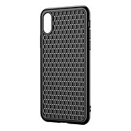 levne -Carcasă Pro Apple iPhone XS / iPhone XR / iPhone XS Max Ultra tenké Zadní kryt Jednobarevné TPU