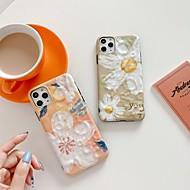 Недорогие -Кейс для Назначение Apple iPhone 11 / iPhone 11 Pro / iPhone 11 Pro Max Защита от удара Кейс на заднюю панель Полосы / волосы / Цветы ТПУ