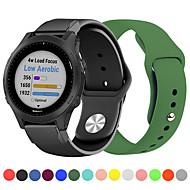 Quick Release Easy fit Sport Silicone Watch Band For Garmin Fenix 6X Pro / Fenix 5X Plus / Fenix 3 HR / Fenix 3 Sapphire / D2 Bravo Bracelet Wrist Strap Wristband