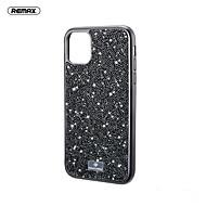 abordables -Coque Pour Apple iPhone 11 / iPhone 11 Pro / iPhone 11 Pro Max Ultrafine / Brillant Coque Couleur Pleine / Brillant TPU