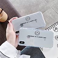 abordables -Coque Pour Apple iPhone 11 / iPhone 11 Pro / iPhone 11 Pro Max Antichoc / Transparente Coque Mot / Phrase TPU