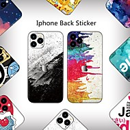 cheap -Stickers for iPhone 11 11Pro 11ProMAX Back Screen Protective Cover Stickers Phone Sticker Poster