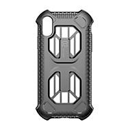 levne -Carcasă Pro Apple iPhone XS / iPhone XR / iPhone XS Max Nárazuvzdorné Zadní kryt Jednobarevné TPU