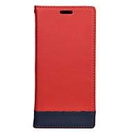 voordelige -hoesje Voor Samsung Galaxy S9 / S9 Plus / S8 Plus Kaarthouder Volledig hoesje Effen PU-nahka