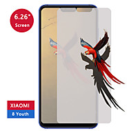 cheap -Naked Eye 3D Xiaomi 8 Youth Phone Screen Protector 1 pc Tempered Glass FilmWatch 3D Videos and Pictures without Wearing 3D Glasses You Can Take 3D Videos and Pictures Share Them to Your Friends.