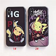 voordelige -hoesje Voor Apple iPhone 11 / iPhone 11 Pro / iPhone 11 Pro Max Patroon Achterkant Cartoon TPU