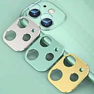cheap -2 in 1 Camera Lens Protector Ring Tempered Glass Film for iPhone 11