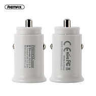 cheap -15 W Car Charger USB Charger Universal Multi-Output / QC 3.0 2 USB Ports 3.1 A DC 5V for Universal