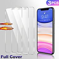 economico -AppleScreen ProtectoriPhone 11 Alta definizione (HD) Proteggi-schermo frontale 3 pezzi Vetro temperato