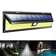 cheap -BRELONG 180LED Solar COB Wall Light Outdoor IP65 Waterproof Garden Light