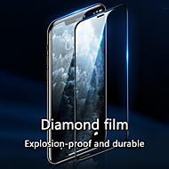 abordables -apple 2.5d arc edge hd verre trempé film 7 / 8plus plein écran film de protection dureté 9h dureté bord noir 11 film de téléphone portable xsmax film trempé xr film de téléphone portable