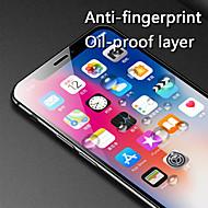 abordables -écran de pomme protecteuriphone 11 apple 7 film trempé 8plus plein écran cadre noir iphone8 / 7hd haute définition sans bord blanc film tout compris xs max film de téléphone mobile
