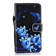 abordables -étui pour galaxy s9 / s9 plus / s8 plus palace flower pu leather with slot slot flip up and down for galaxy s10 / s10 plus / s7 edge