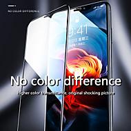 abordables -AppleSreen ProtectorIPhone 11 haute définition bord noir plein écran trempé film adapté pour apple iphone 7 8 film d'écran xs max hd film d'écran