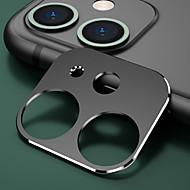 abordables -AppleScreen ProtectoriPhone 11 Anti-Rayures Protecteur d'objectif pour appareil photo 1 pièce Alliage de Titane