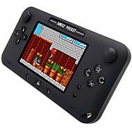 olcso -gp40 kézi játékkonzol joystick konzol beépített 208 nes játékok 4,0 hüvelykes LCD hd képernyő gyermek születésnapi ajándék