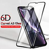 abordables -tous les 6d anti empreintes digitales iphone 11 11pro 11promax x xs xr xsmax 7/8 7p / 8p 6 / 6s 6p / 6sp protecteur d'écran