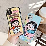 ieftine -Maska Pentru Apple iPhone 11 / iPhone 11 Pro / iPhone 11 Pro Max Anti Șoc Capac Spate Desene Animate TPU