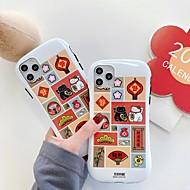 billige -Etui Til Apple iPhone 11 / iPhone 11 Pro / iPhone 11 Pro Max Stødsikker Bagcover Tegneserie TPU