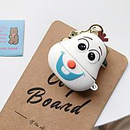 ieftine -Maska Pentru AirPods Pro Draguț / Anti Șoc / Anti Praf Cască pentru căști Moale