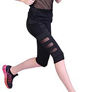 זול -בגדי ריקוד נשים Temel צועד - אחיד, דפוס מותן בינוני שחור S M L