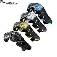 Недорогие -езда на мотоцикле защитное снаряжение дышащий профессиональный наколенники мотоцикла теплые ветрозащитные против падения внедорожные леггинсы