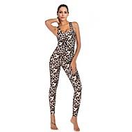 זול -בגדי ריקוד נשים Temel צועד - נמר, דפוס מותן בינוני חום XS S M