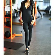 זול -בגדי ריקוד נשים Temel צועד - גיאומטרי, דפוס מותן בינוני שחור S M L