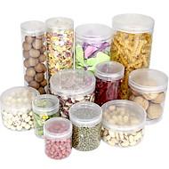 Χαμηλού Κόστους -1pc Αποθηκευτικά Κουτιά Σίδερο Βάζα & Κουτιά Καθημερινά Ρούχα # αποθήκευση κουζίνας