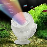 저렴한 -2 개 5 볼트 어항 조명 꽃병 빛 3 W 수중 조명 방수 IP65 / 크리 에이 티브 / 새로운 디자인 RGB / 화이트 / 레드 마당 / 정원 / 적합한 꽃병&앰프; 수족관 1 LED 비즈 USB 미국 EU