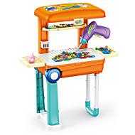 저렴한 -조립식 블럭 건설 완구 스크류 장난감 1 pcs 가족 볼스터 호환 Legoing 전자 DIY 핸드메이드 남학생과 여학생 장난감 선물 / 아동용