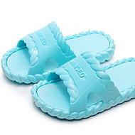 billige -Jente Komfort PVC Tøfler og flip-flops Toddler (9m-4ys) Gul / Rosa / Grønn Vår