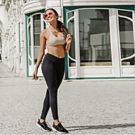 זול -בגדי ריקוד נשים Temel צועד - אחיד, דפוס מותן בינוני ורוד מסמיק תלתן לבן S M L