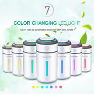 저렴한 -창조적 인 미니 다채로운 가습기 usb fogger led 밤 빛 청정기 아로마 테라피 에센셜 오일 디퓨저 공기 청정기